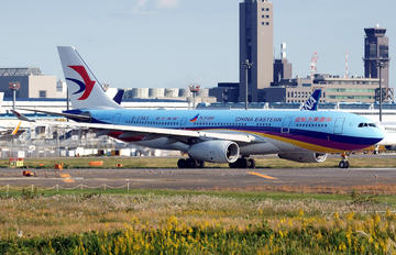B-5943 - China Eastern Airlines Airbus A330-200