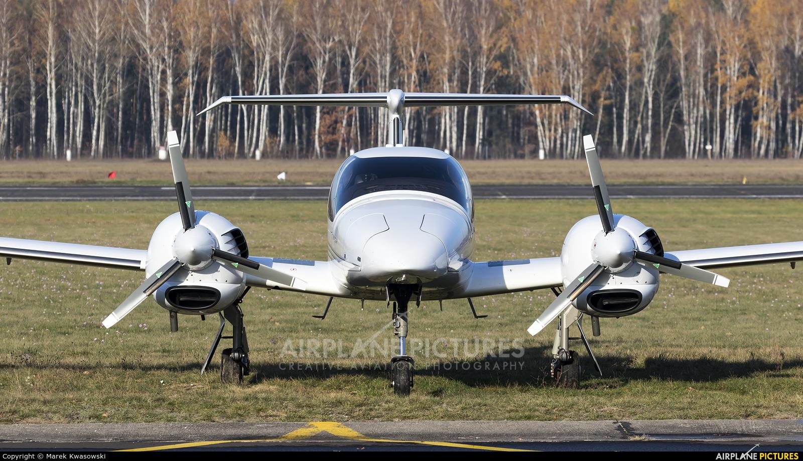 Fly Polska  SP-SZE aircraft at Warsaw - Babice