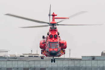 JA119B - Japan - Fire and Disaster Management Agency Eurocopter AS332 Super Puma