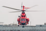 JA119B - Japan - Fire and Disaster Management Agency Eurocopter AS332 Super Puma aircraft