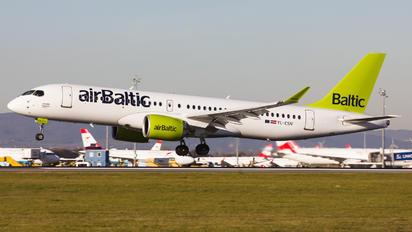 YL-CSN - Air Baltic Airbus A220-300