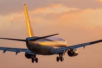 JA56AN - ANA - All Nippon Airways Boeing 737-800