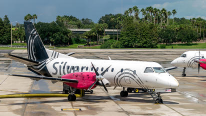 N412XJ - Silver Airways SAAB 340