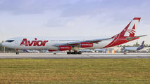 YV3292 - Avior Airlines Airbus A340-300 aircraft