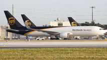 N324UP - UPS - United Parcel Service Boeing 767-300F aircraft
