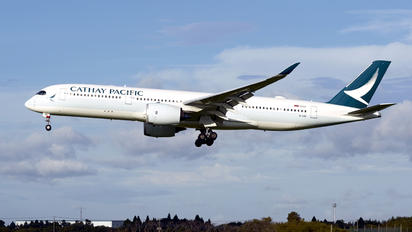 B-LRS - Cathay Pacific Airbus A350-900