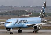 La Compagnie Boeing 757 visited Seville title=
