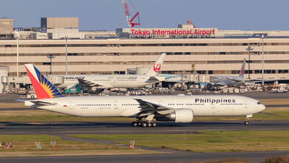 RP-C7779 - Philippines Airlines Boeing 777-300ER