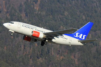 LN-RRY - SAS - Scandinavian Airlines Boeing 737-600