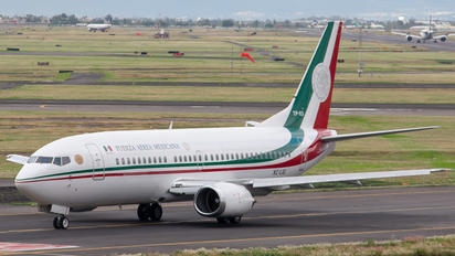 TP-03 - Mexico - Air Force Boeing 737-300