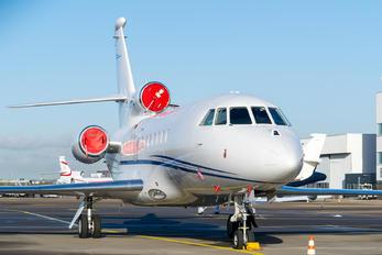 N264C - Private Dassault Falcon 900 series