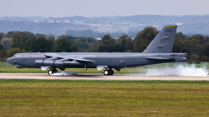 60-0057 - USA - Air Force AFRC Boeing B-52H Stratofortress