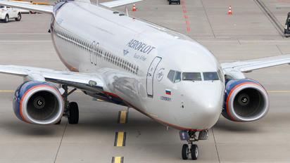 VQ-BHR - Aeroflot Boeing 737-86X(WL)