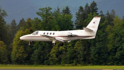 S5-CMM - Janez let Cessna 501 Citation I / SP