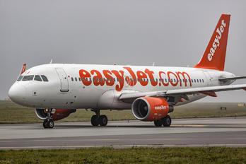 OE-IVJ - easyJet Europe Airbus A320
