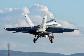 166834 - USA - Navy Boeing F/A-18E Super Hornet