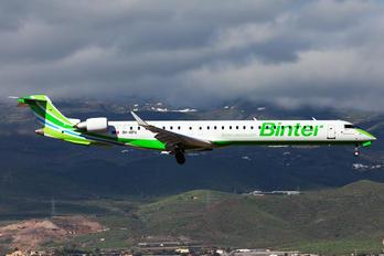 9H-MPA - Binter Canarias Bombardier CRJ-1000NextGen