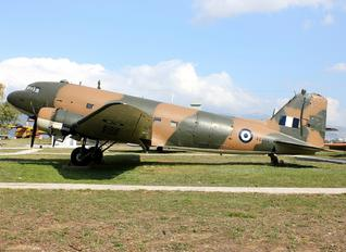 92626 - Greece - Hellenic Air Force Douglas C-47B Skytrain