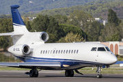 SE-DJL - Private Dassault Falcon 7X aircraft