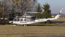 SN-18XP - Poland - Police Bell 412HP aircraft
