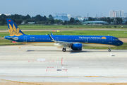 Vietnam Airlines A321 NEO title=