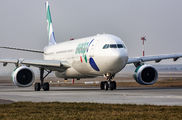 Evelop Airbus A330 visited Katowice title=