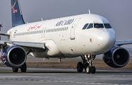 SU-BPW - Air Cairo Airbus A320 aircraft