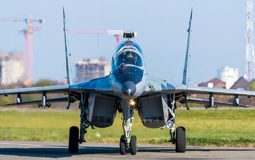 51 - Russia - Air Force Mikoyan-Gurevich MiG-29UB