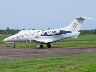 LV-GQN - Private Embraer EMB-500 Phenom 100