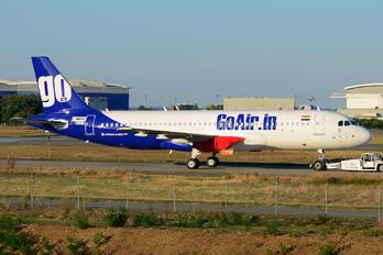 G-WWBX - Go Air Airbus A320 NEO
