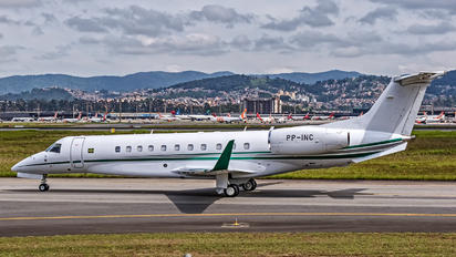 PP-INC - Private Embraer EMB-650 Legacy 650