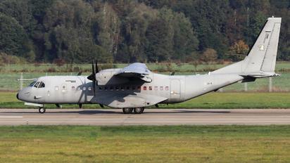 CC-3 - Finland - Air Force Casa C-295M