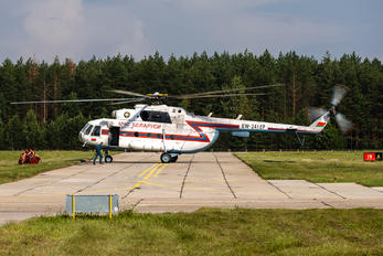 EW-241EP - Belarus - Ministry for Emergency Situations Mil Mi-8MT