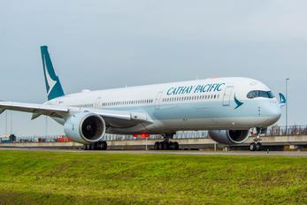 B-LXF - Cathay Pacific Airbus A350-1000