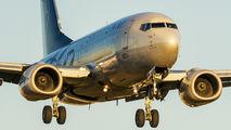 LV-BZA - Aerolineas Argentinas Boeing 737-700 aircraft