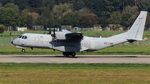 T.21-10 - Spain - Air Force Casa C-295M aircraft