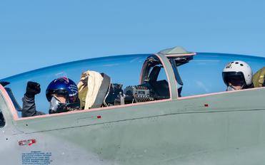 56 - Russia - Air Force Mikoyan-Gurevich MiG-29UB
