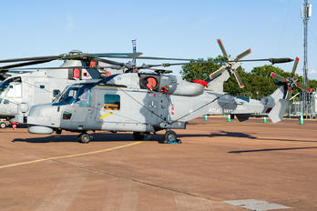 ZZ515 - Royal Navy Agusta Westland AW159 Lynx Wildcat AH.1