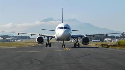 N522TA - TACA Airbus A319