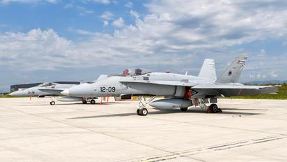 C.15-51 - Spain - Air Force McDonnell Douglas EF-18A Hornet