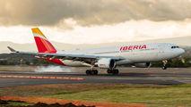 EC-MLP - Iberia Airbus A330-200 aircraft