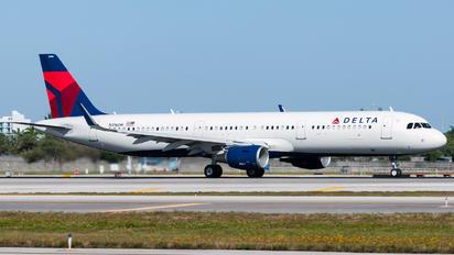 N316DN - Delta Air Lines Airbus A321