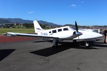 TI-AUA - Aerobell Air Charter  Piper PA-34 Seneca