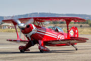 N156CB - Split Image Aerobatic Team Pitts S-2S Special aircraft