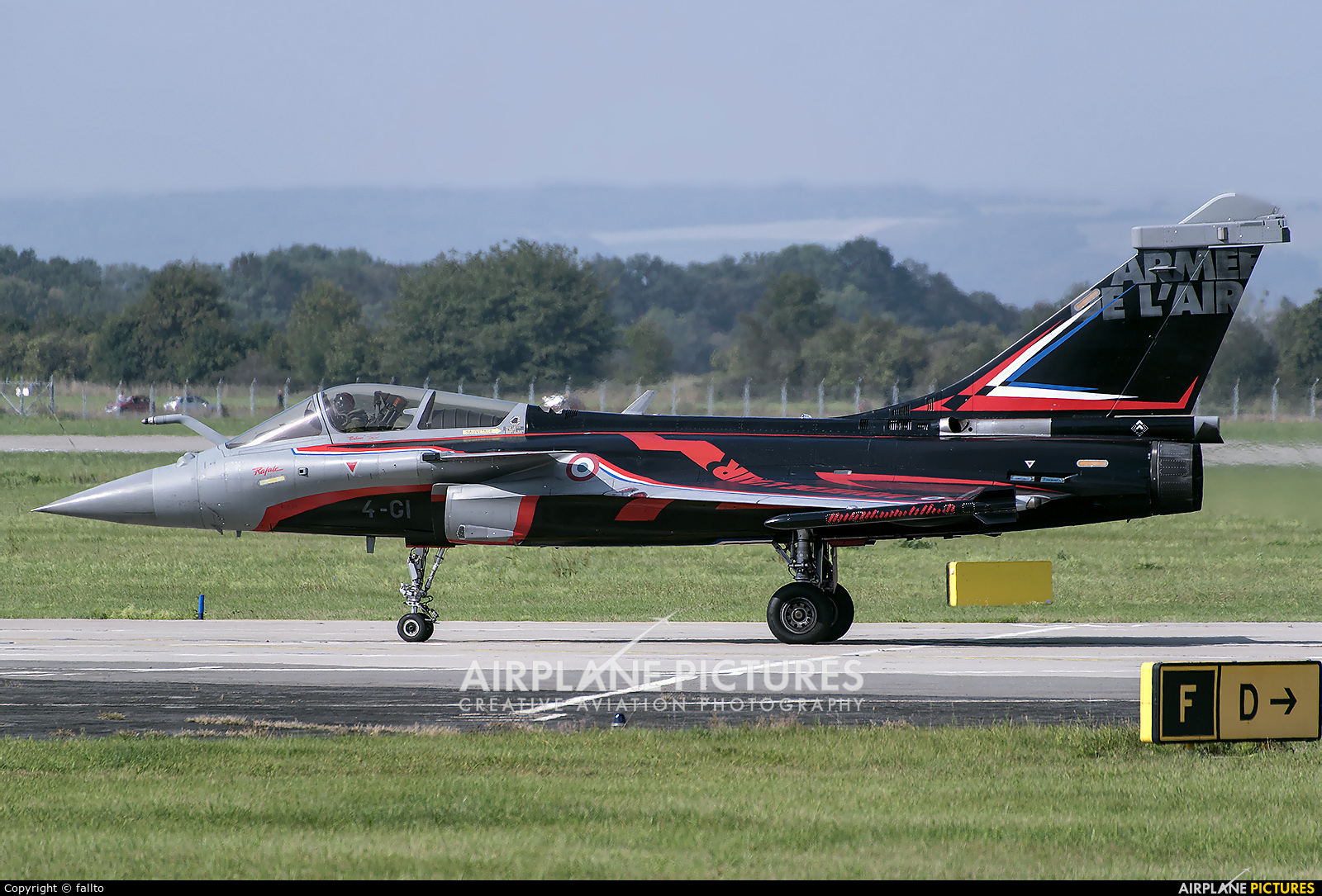 France - Air Force 130 aircraft at Ostrava Mošnov