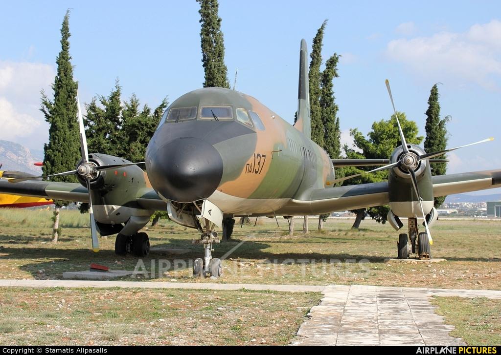 Greece - Hellenic Air Force 2137 aircraft at Elefsina