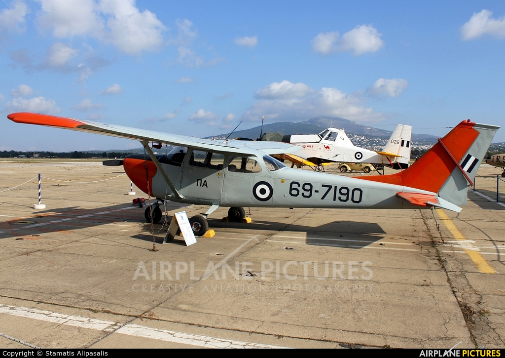 Greece - Hellenic Air Force 69-7190 aircraft at Tatoi