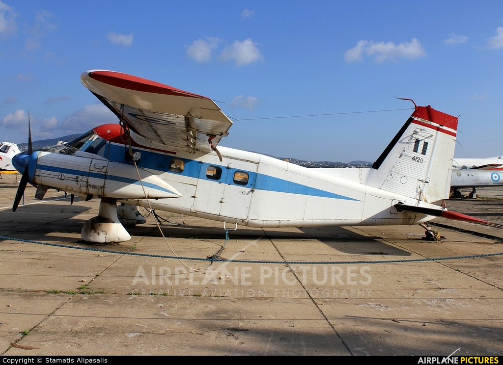 Greece - Hellenic Air Force 4120 aircraft at Tatoi