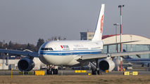 B-6130 - Air China Airbus A330-200 aircraft