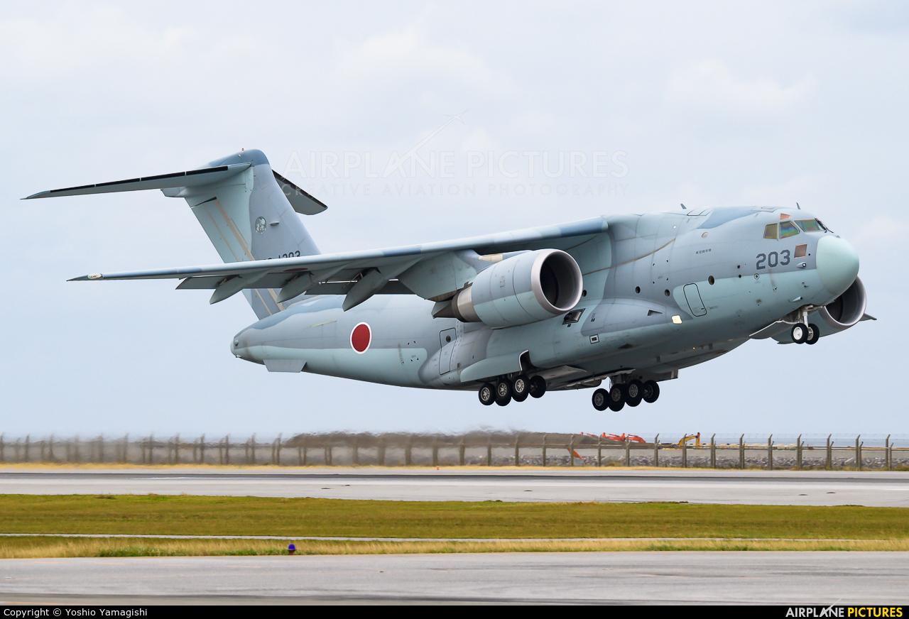 Japan - Air Self Defence Force 68-1203 aircraft at Naha